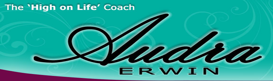 Audra Erwin High on  Life Coach