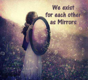 Meeting Our Mirrors