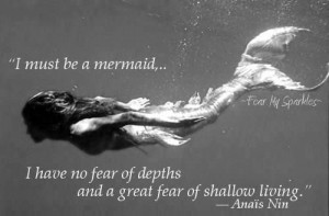 Just Below The Surface