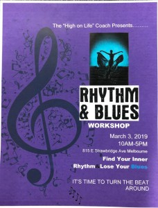 "Presenting My ""Rhythm & Blues"" Workshop"