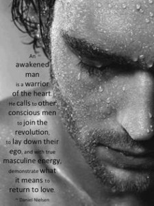 An Invitation To The Masculine