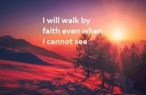 Faithful Where You Are~